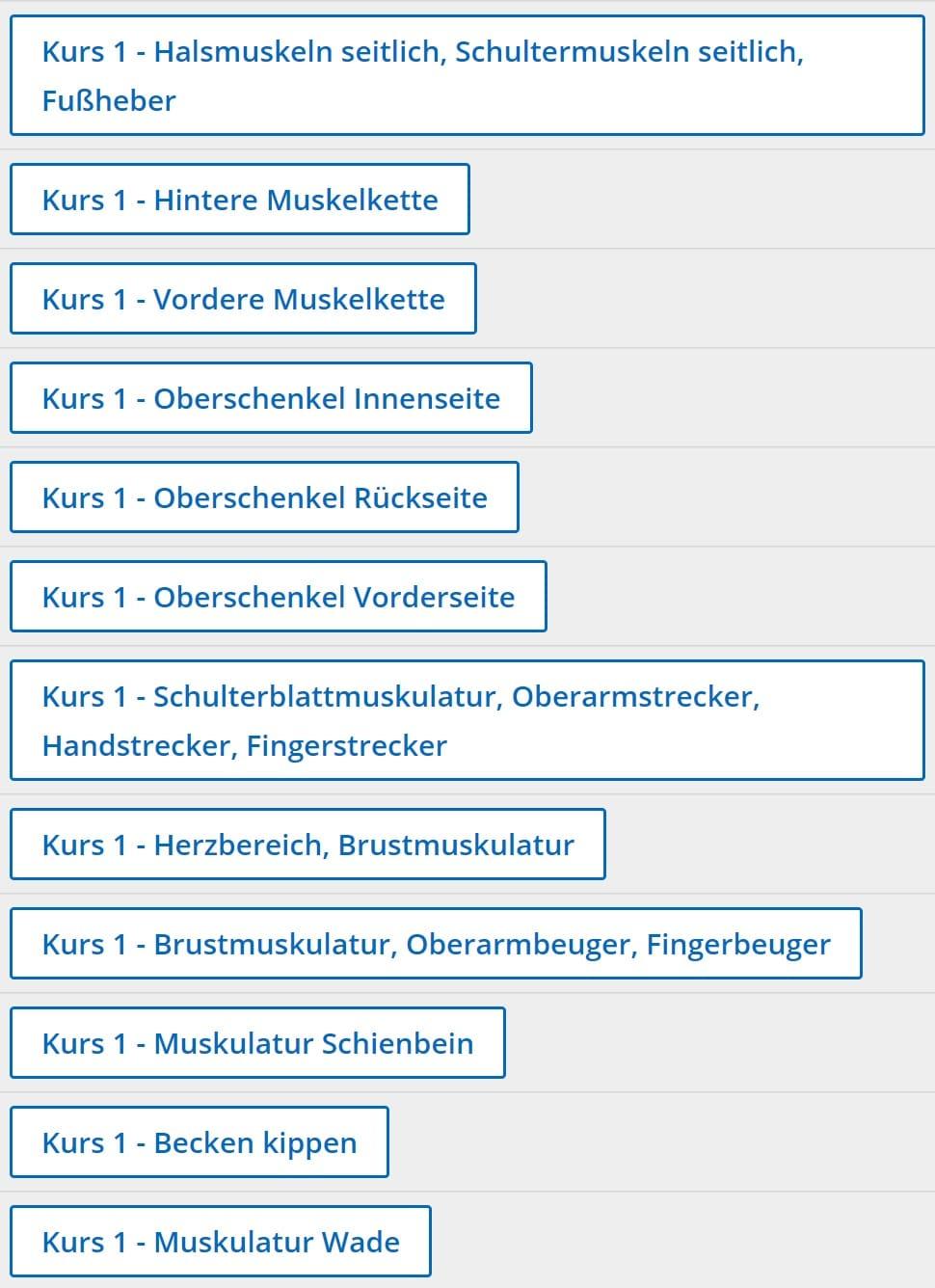 Myoreflextraining-Kurs1-Inhalte